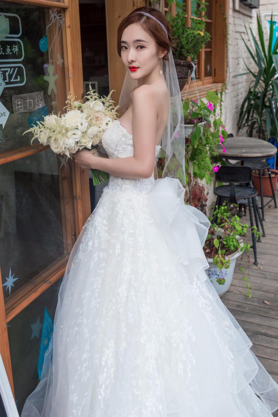 大美女的婚礼38