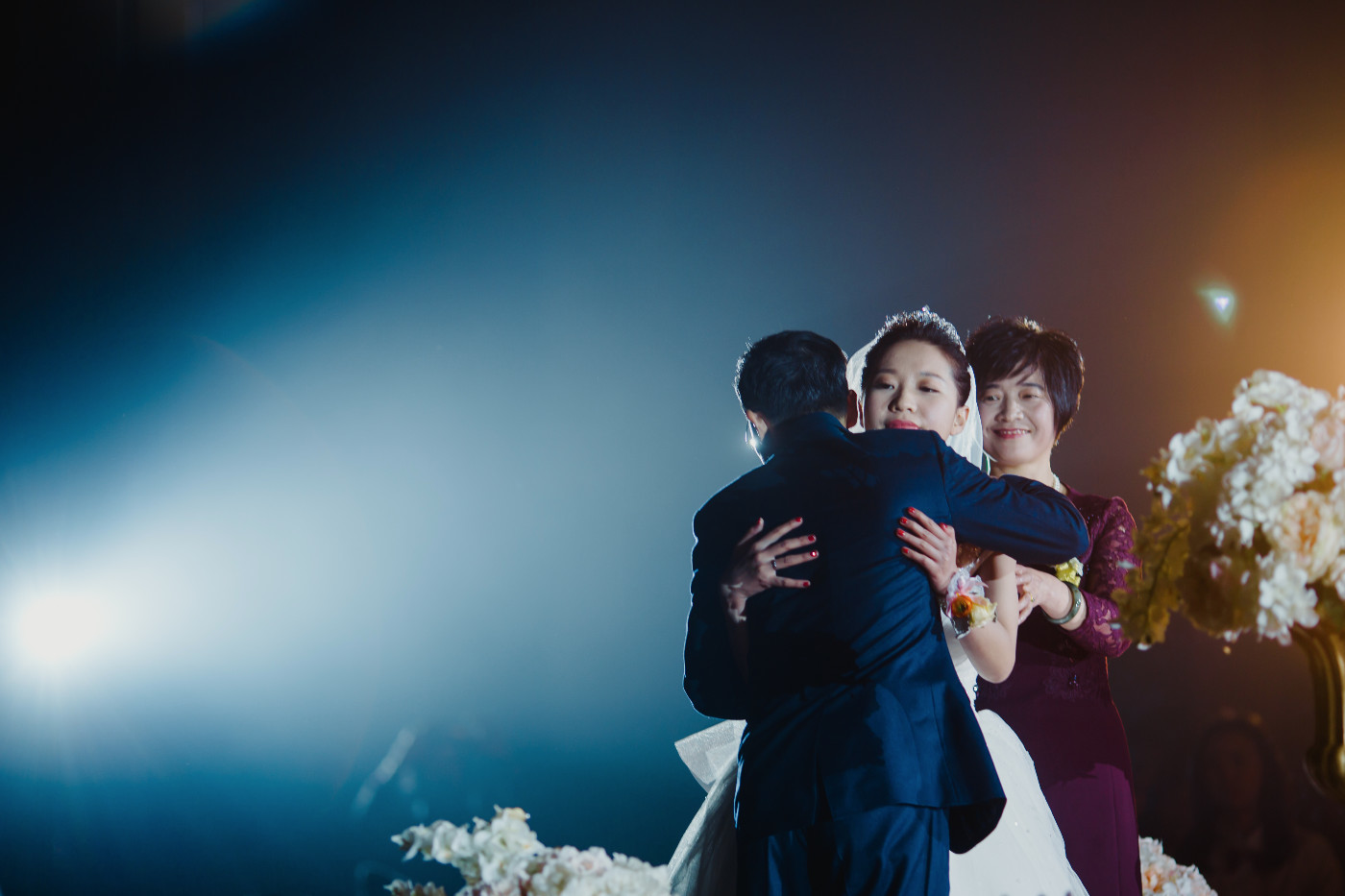 Mr. & Mrs. Zhang30