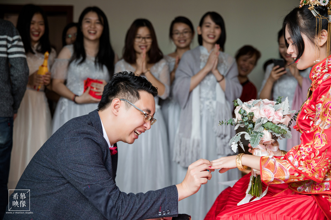FX&YF's Wedding day19