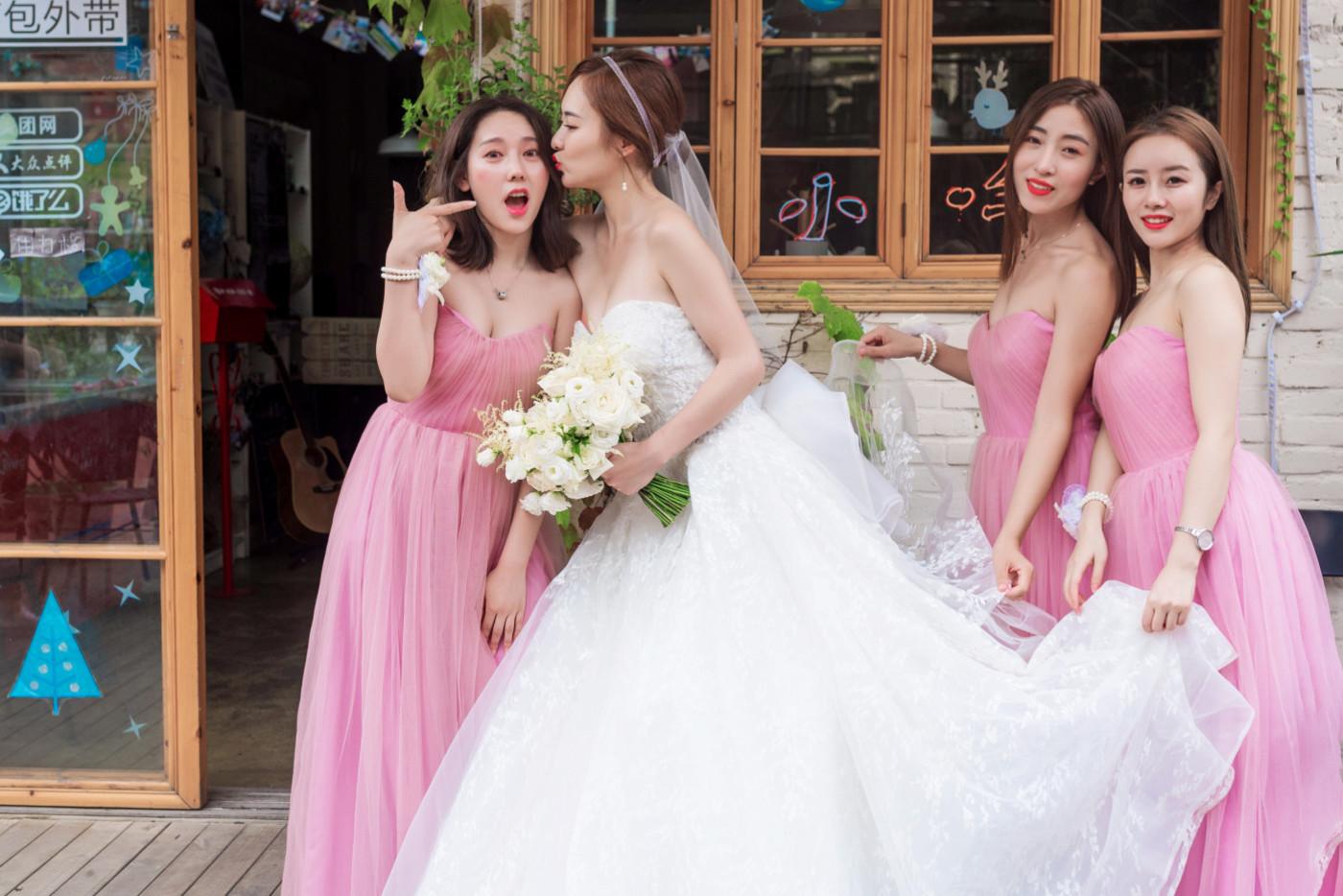 大美女的婚礼39