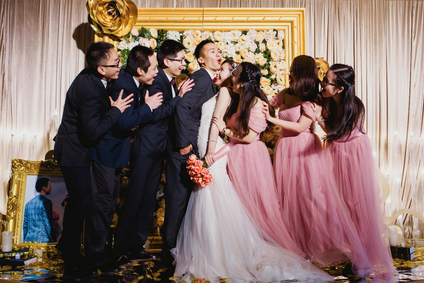 Mr. & Mrs. Zhang26