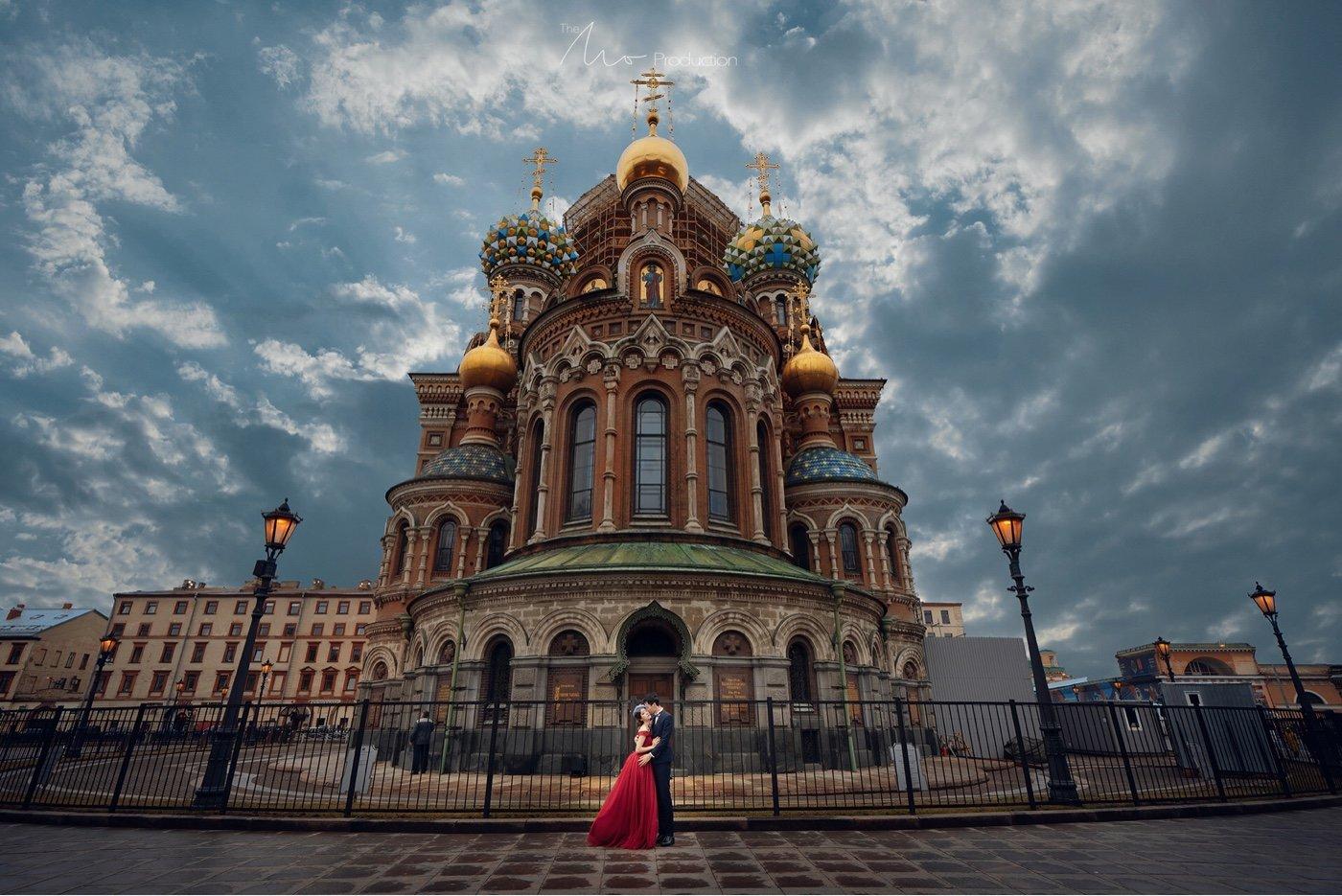 MoFoTo | 婚纱旅拍  圣彼得堡7