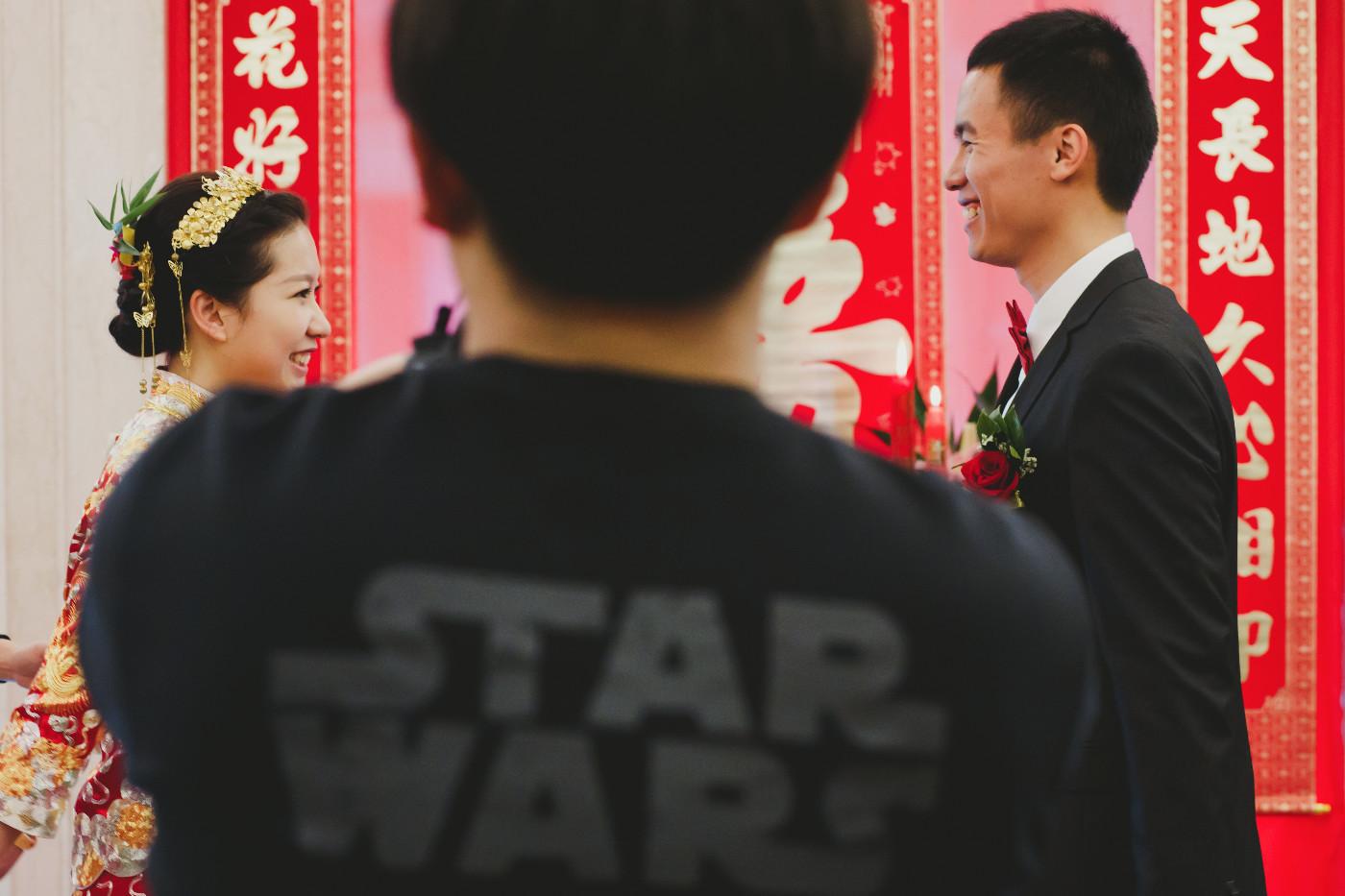 Mr. & Mrs. Zhang22