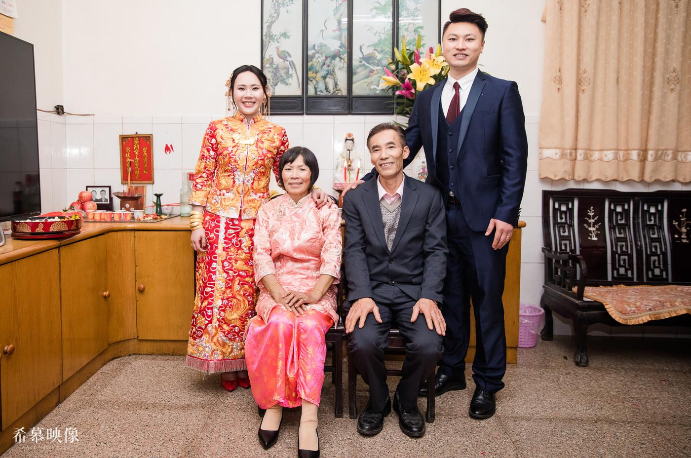 ZH&WX's Wedding Day61