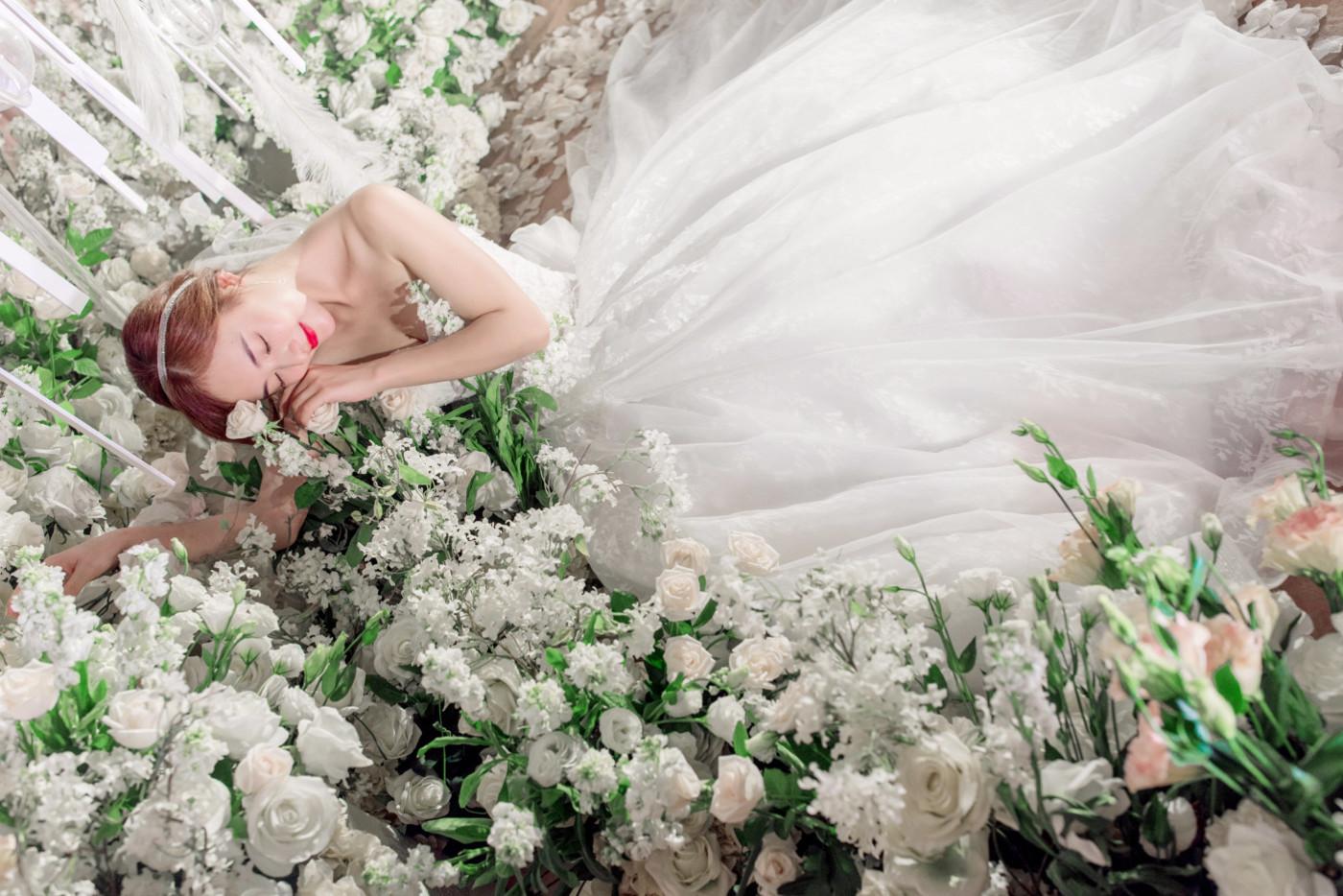 大美女的婚礼47