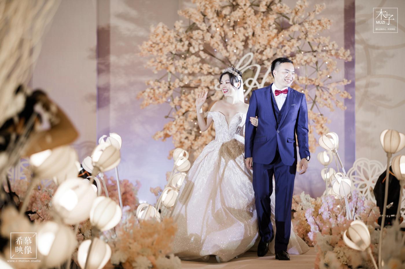 HY&Leo's Wedding day0