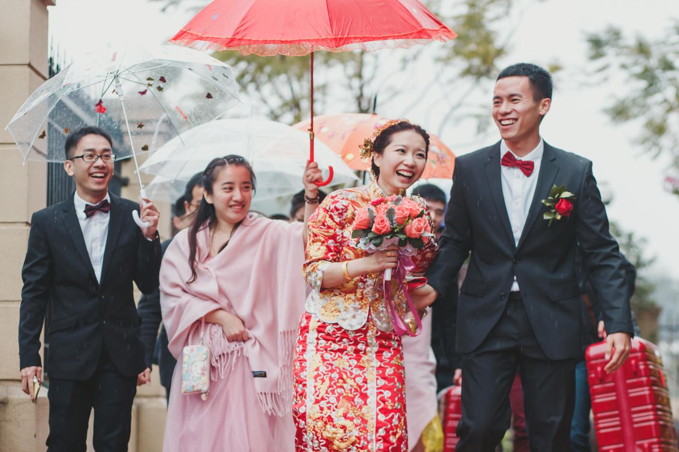 Mr. & Mrs. Zhang21