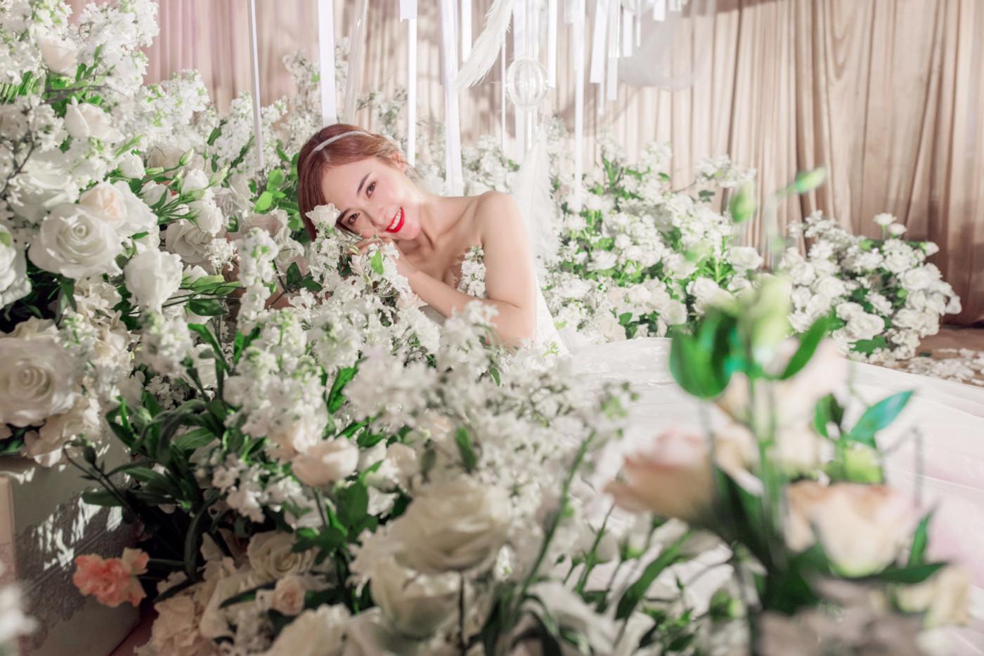 大美女的婚礼48