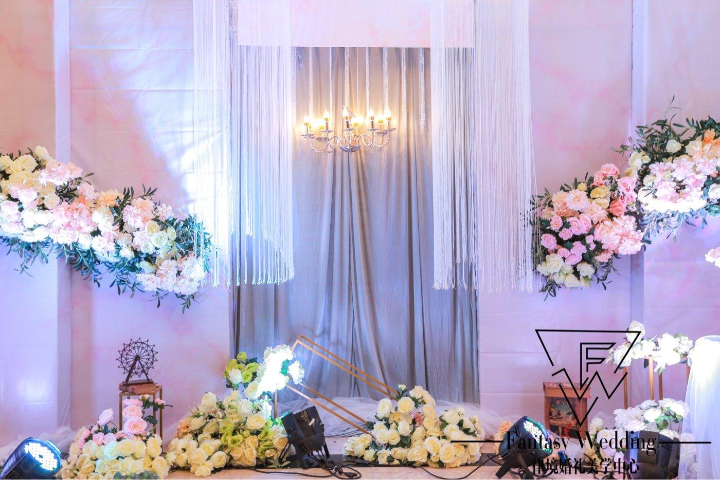 「Fantasy Wedding」&琪瑞康郡「遇见」主题0