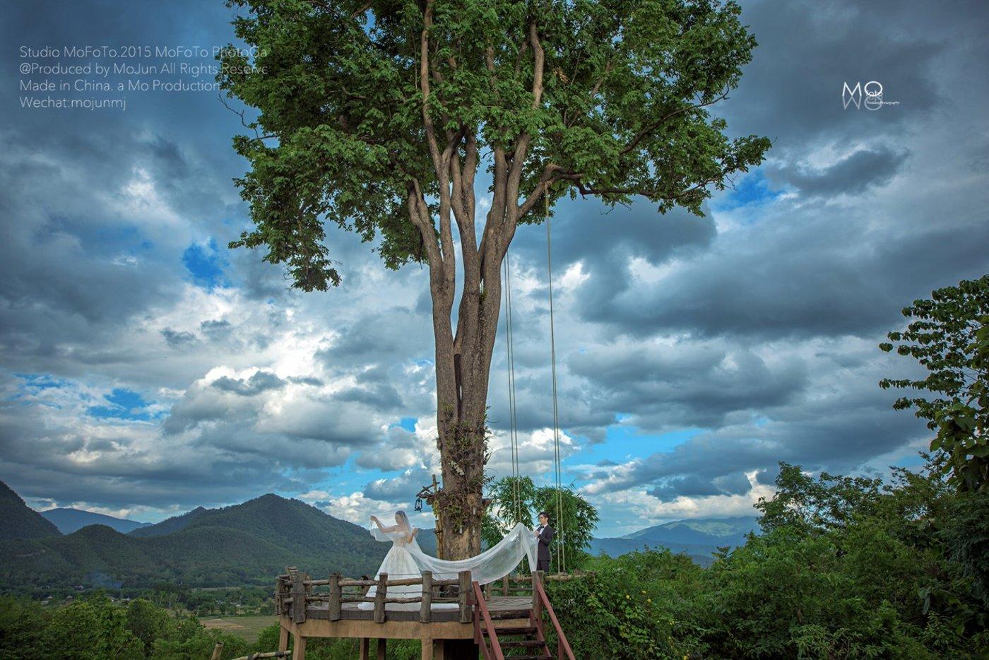 Mofoto 婚纱旅拍 泰国12