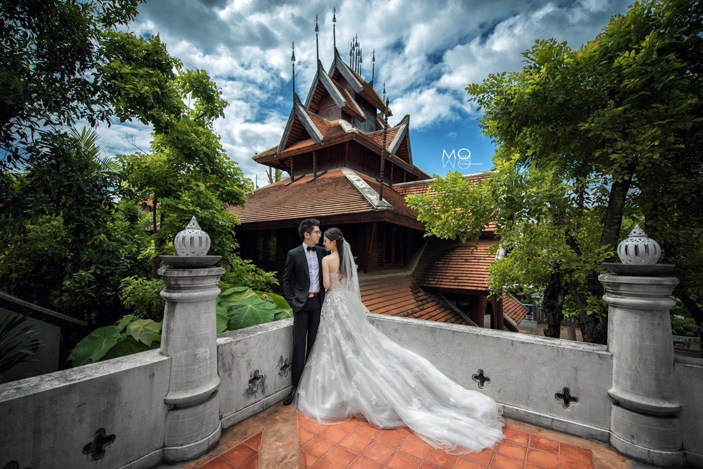 Mofoto 婚纱旅拍 泰国5