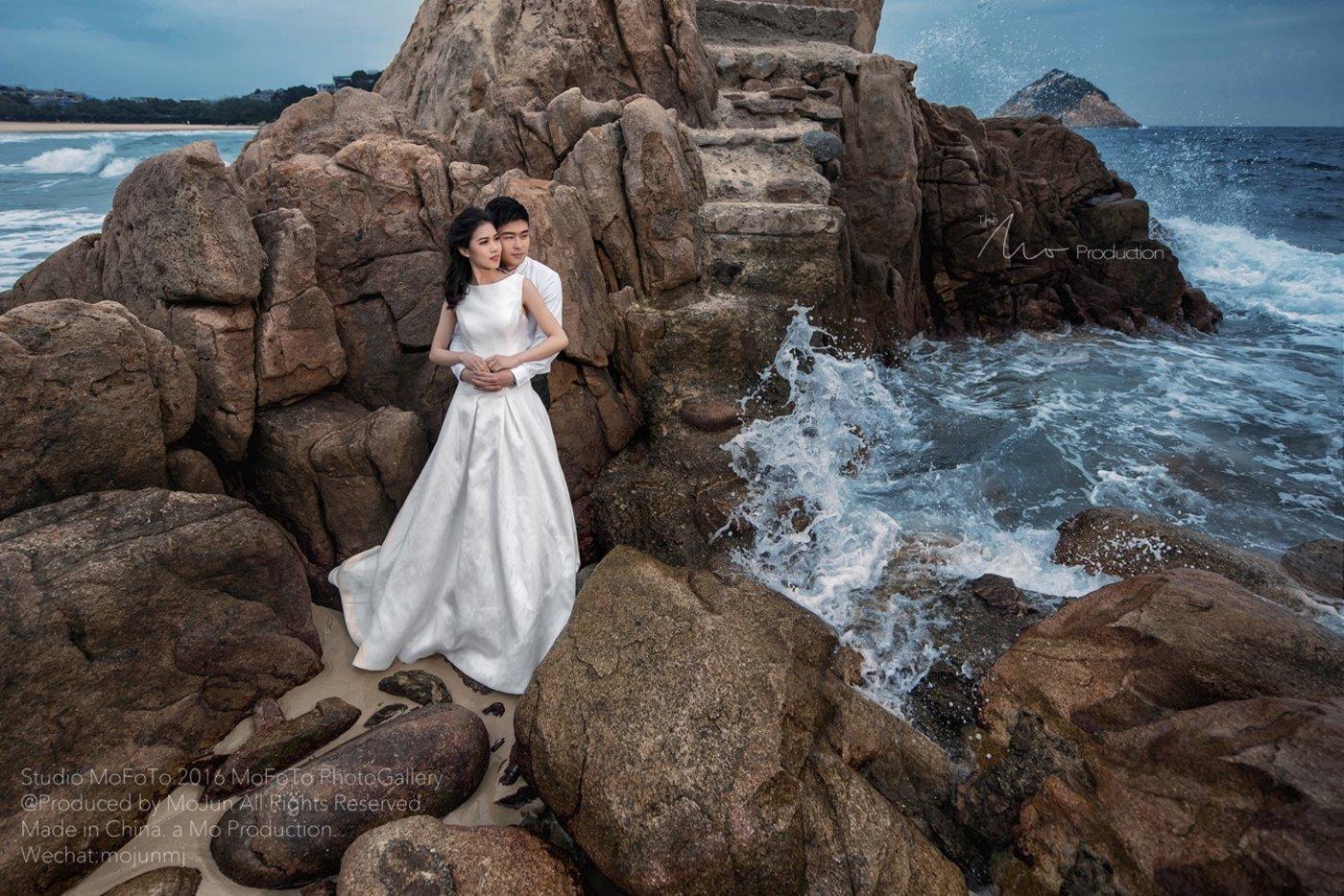 Mofoto 婚纱旅拍 香港7