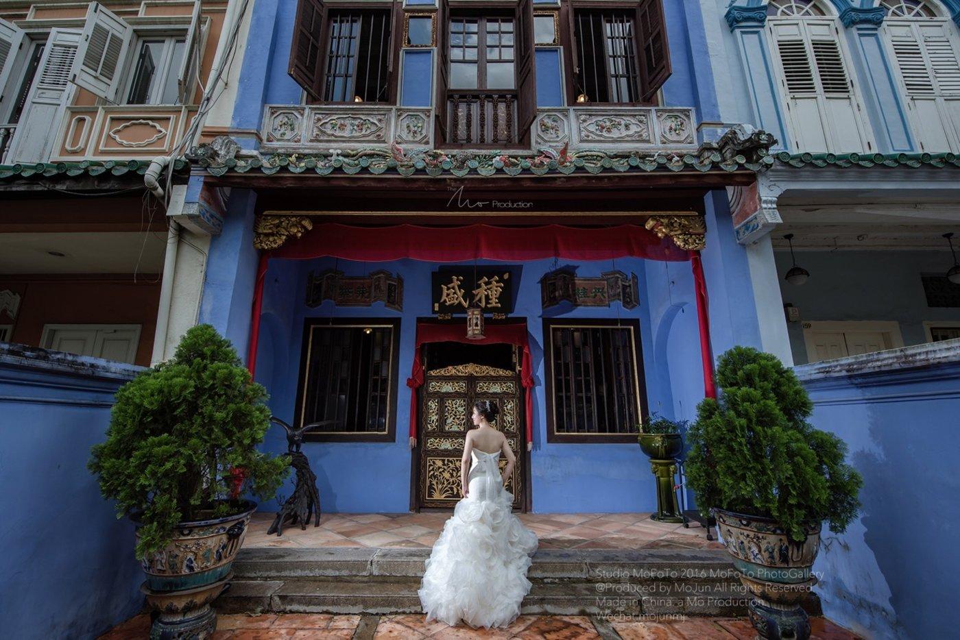 Mofoto 婚纱旅拍 新加坡5