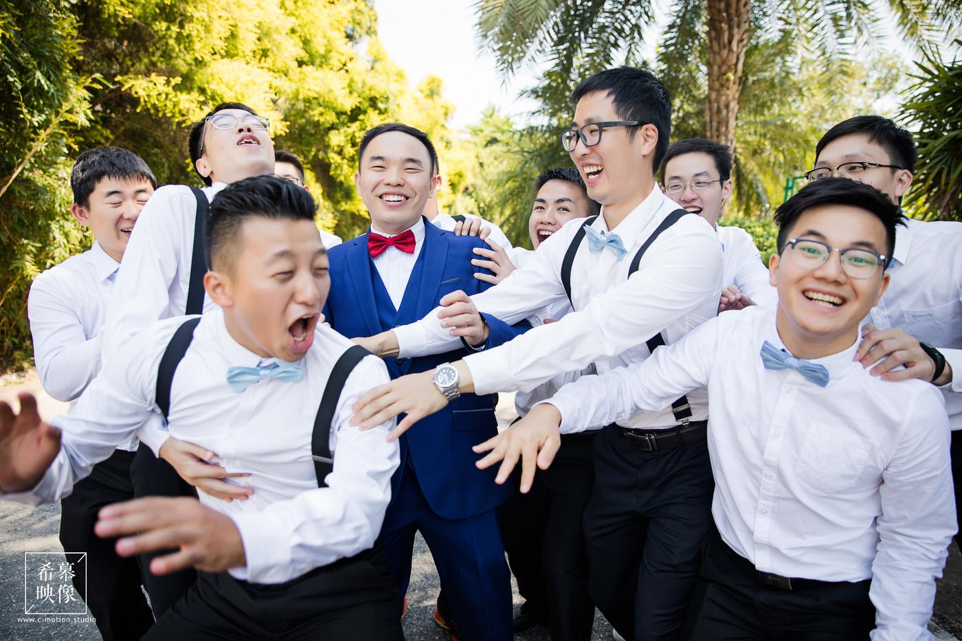 HY&Leo's Wedding day42