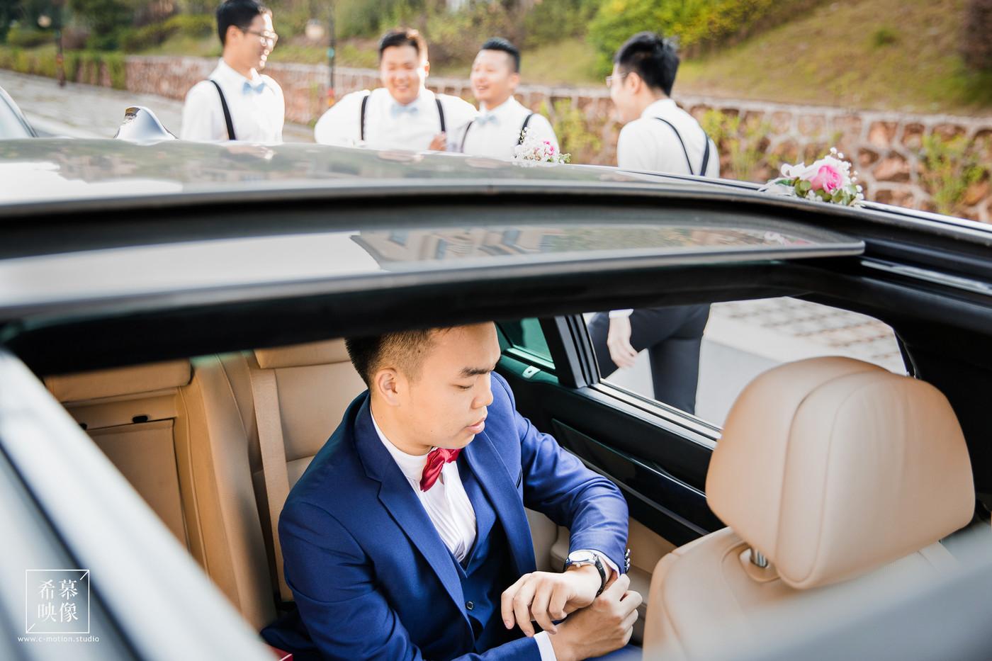 HY&Leo's Wedding day19