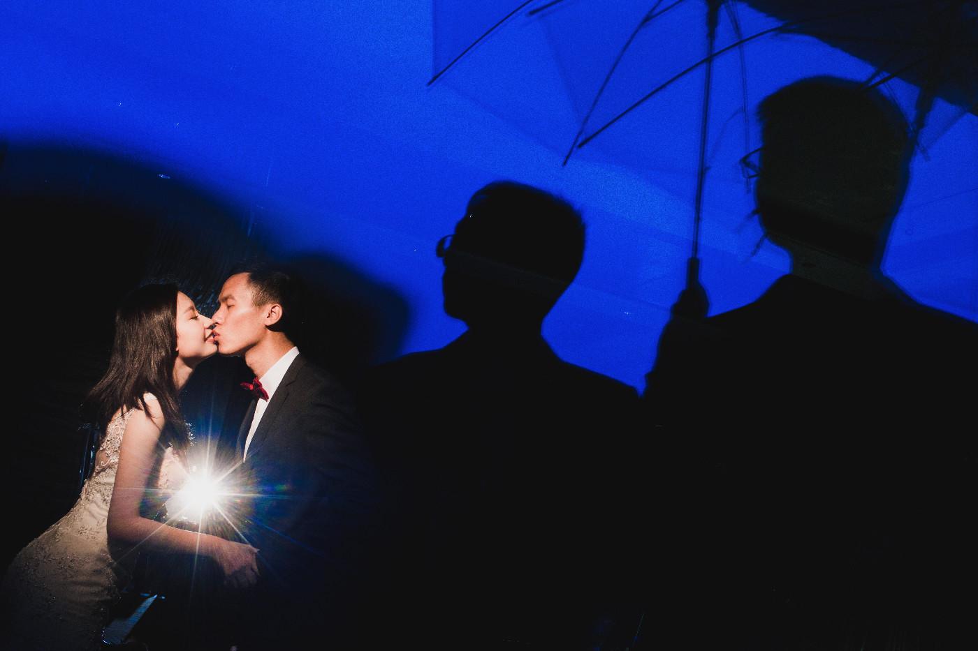 Mr. & Mrs. Zhang0