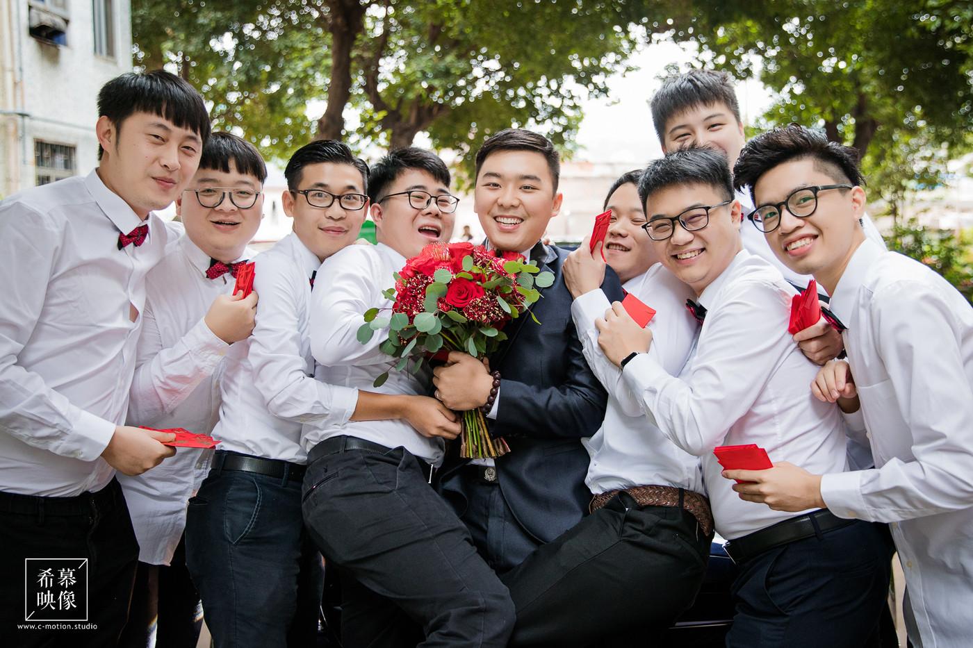 Cong&LiLi's Wedding15