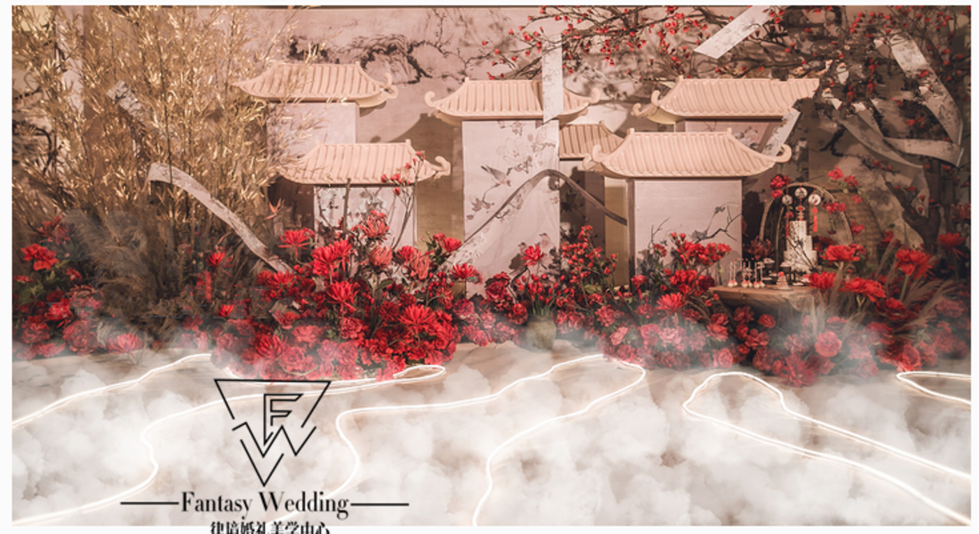 「Fantasy Wedding」 景秀未央5