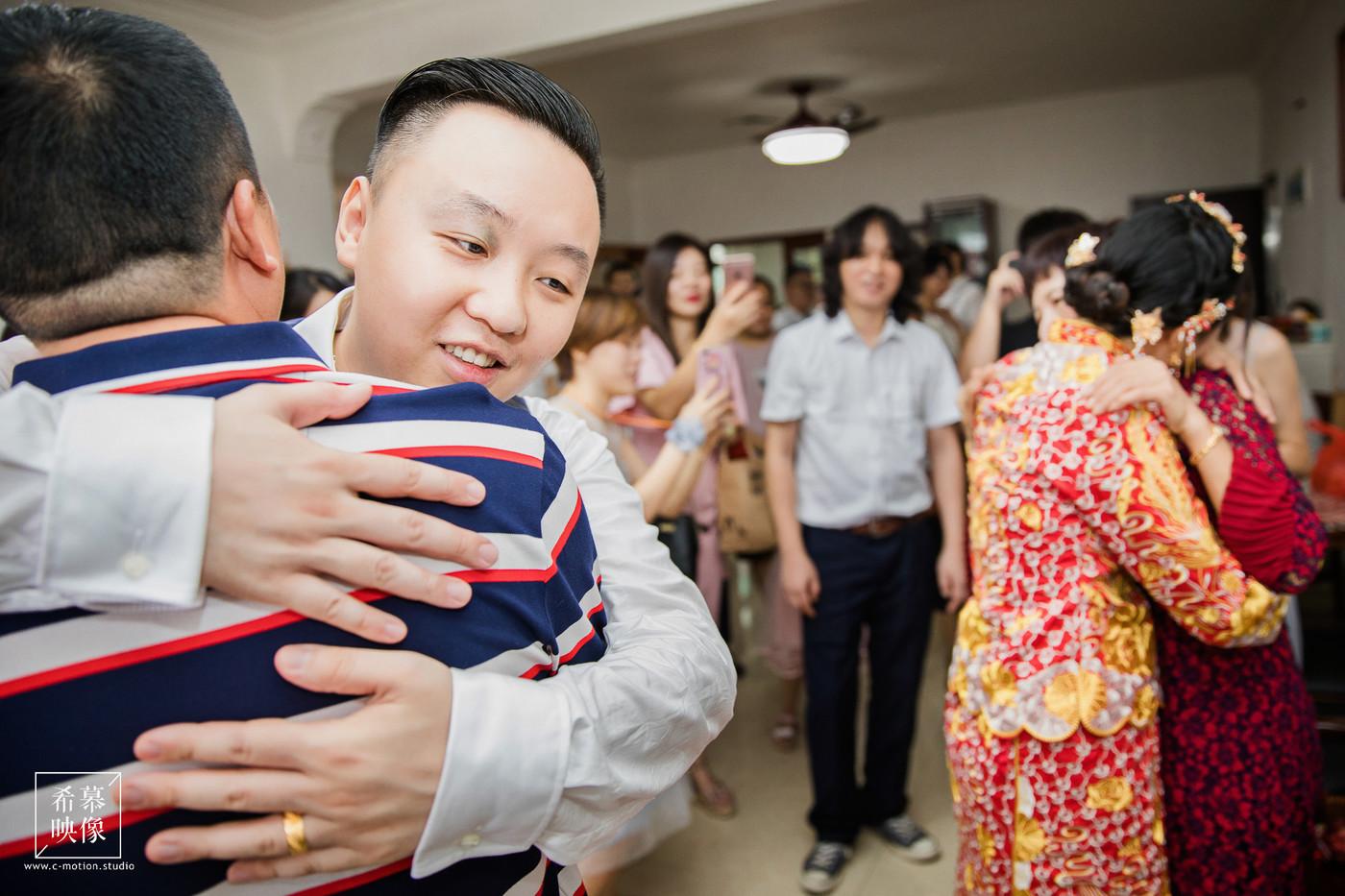 WY&CM's Wedding day18