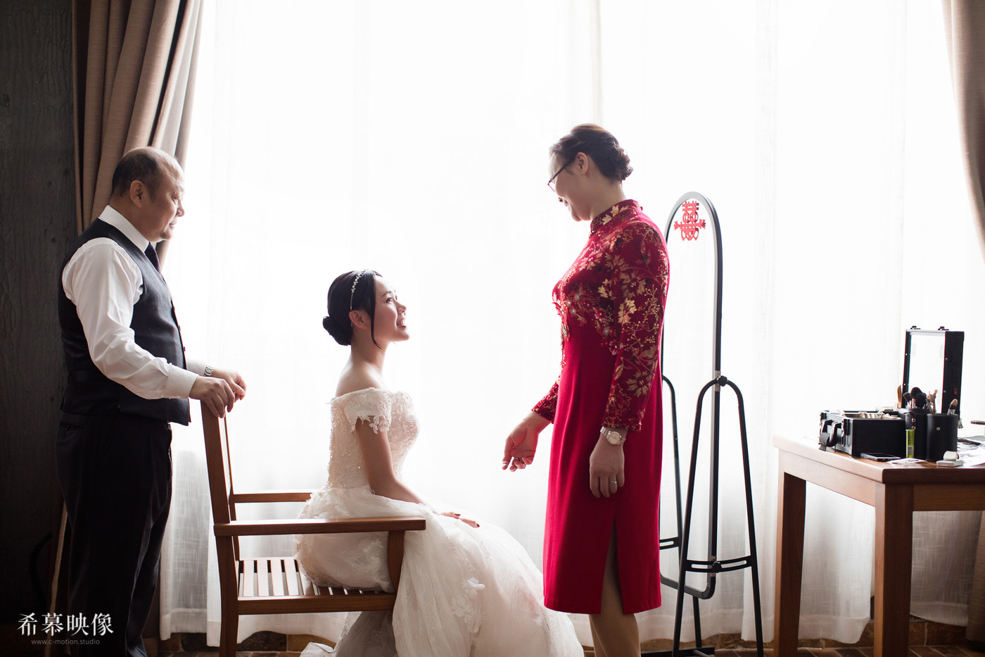 ZH&WX's Wedding Day29