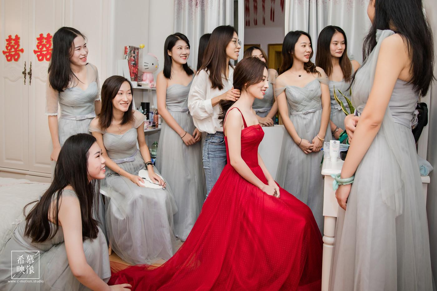 YY&DH's Wedding day12