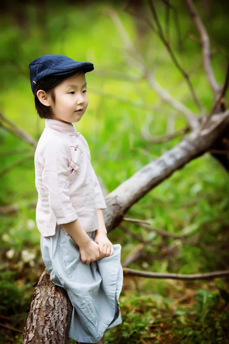 盛夏时节-带孩子们拍起来9