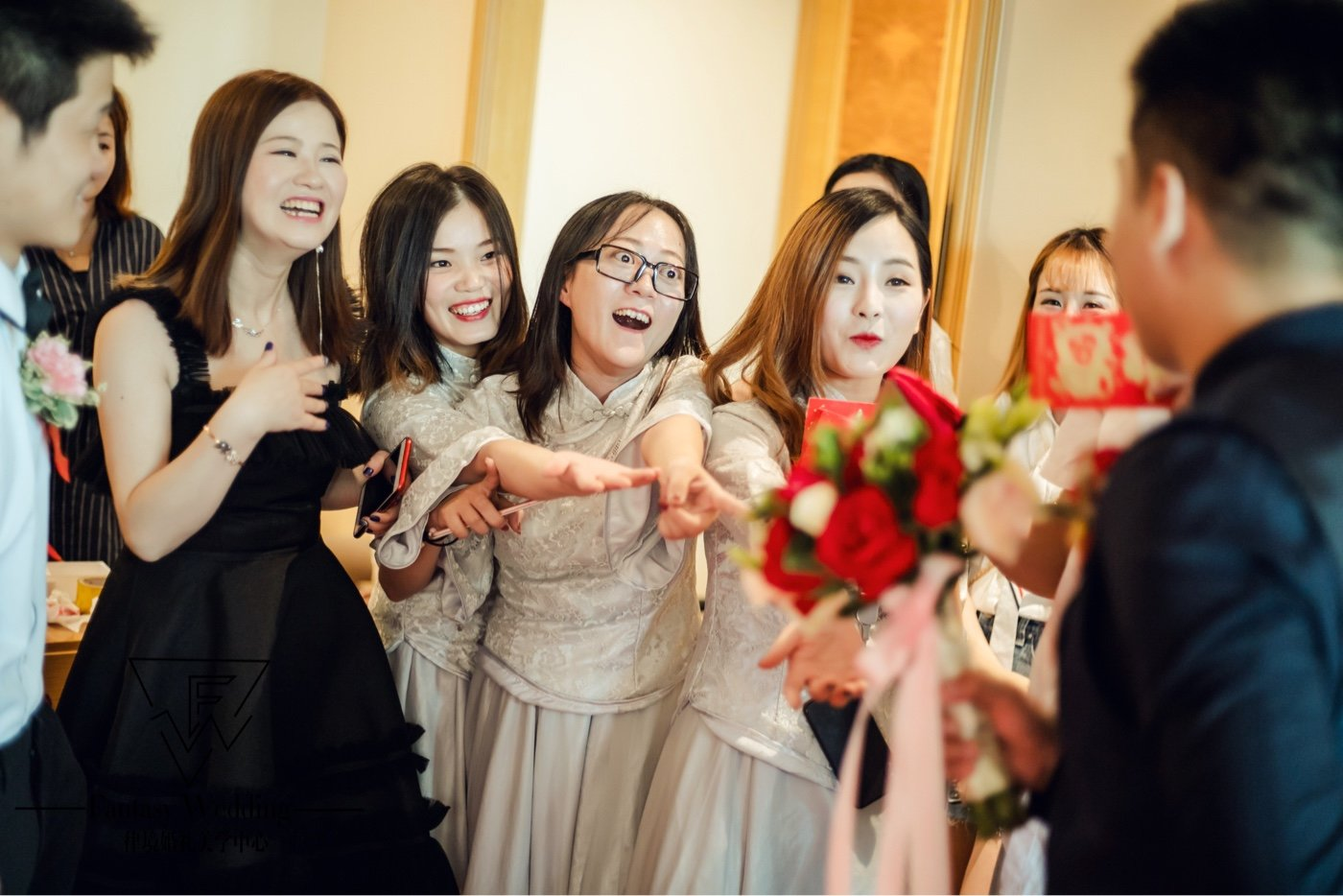 「Fantasy Wedding」&汉式婚礼4