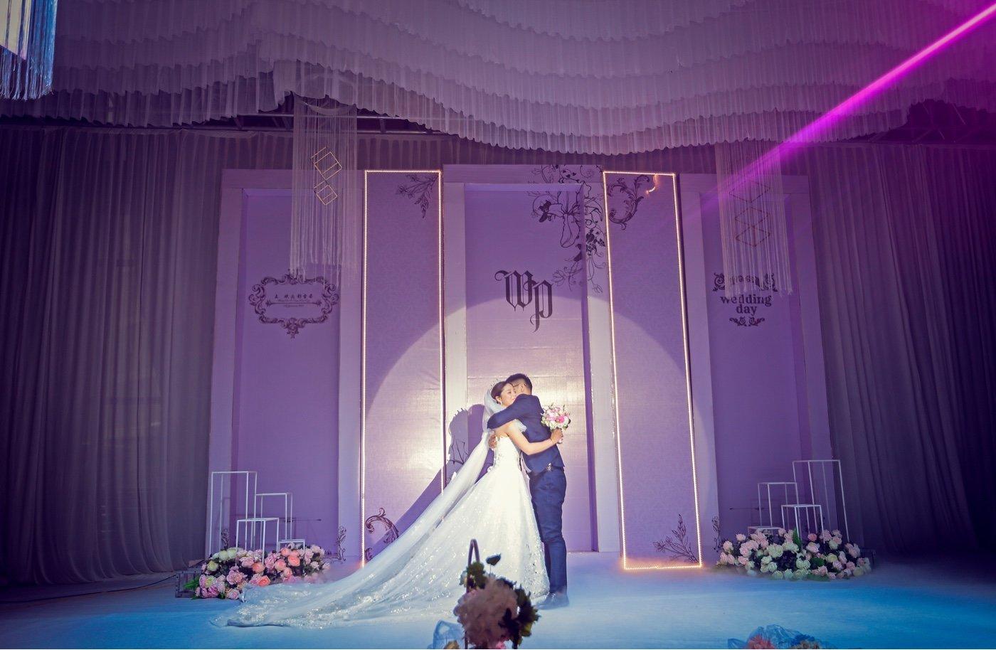 「Fantasy Wedding」&滨湖世纪金源酒店5