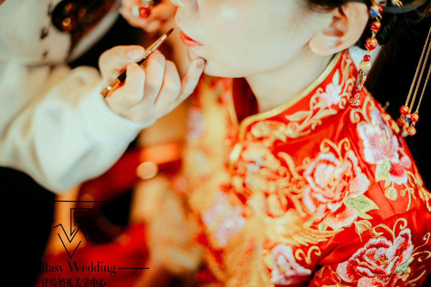 「Fantasy Wedding」& A/P 南艳湖5