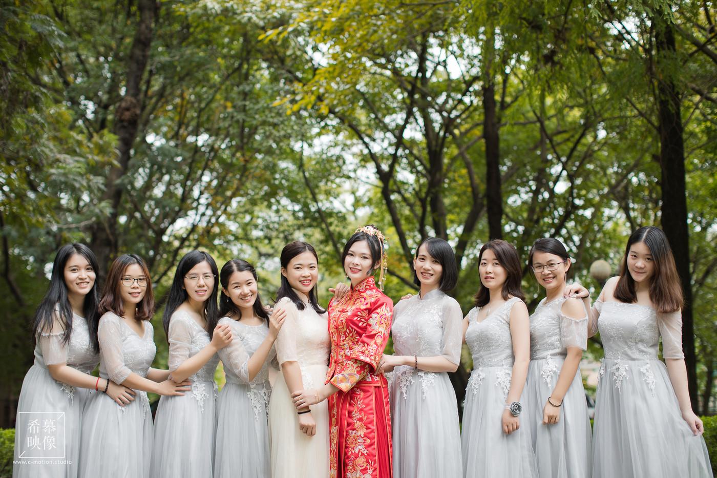FX&YF's Wedding day36