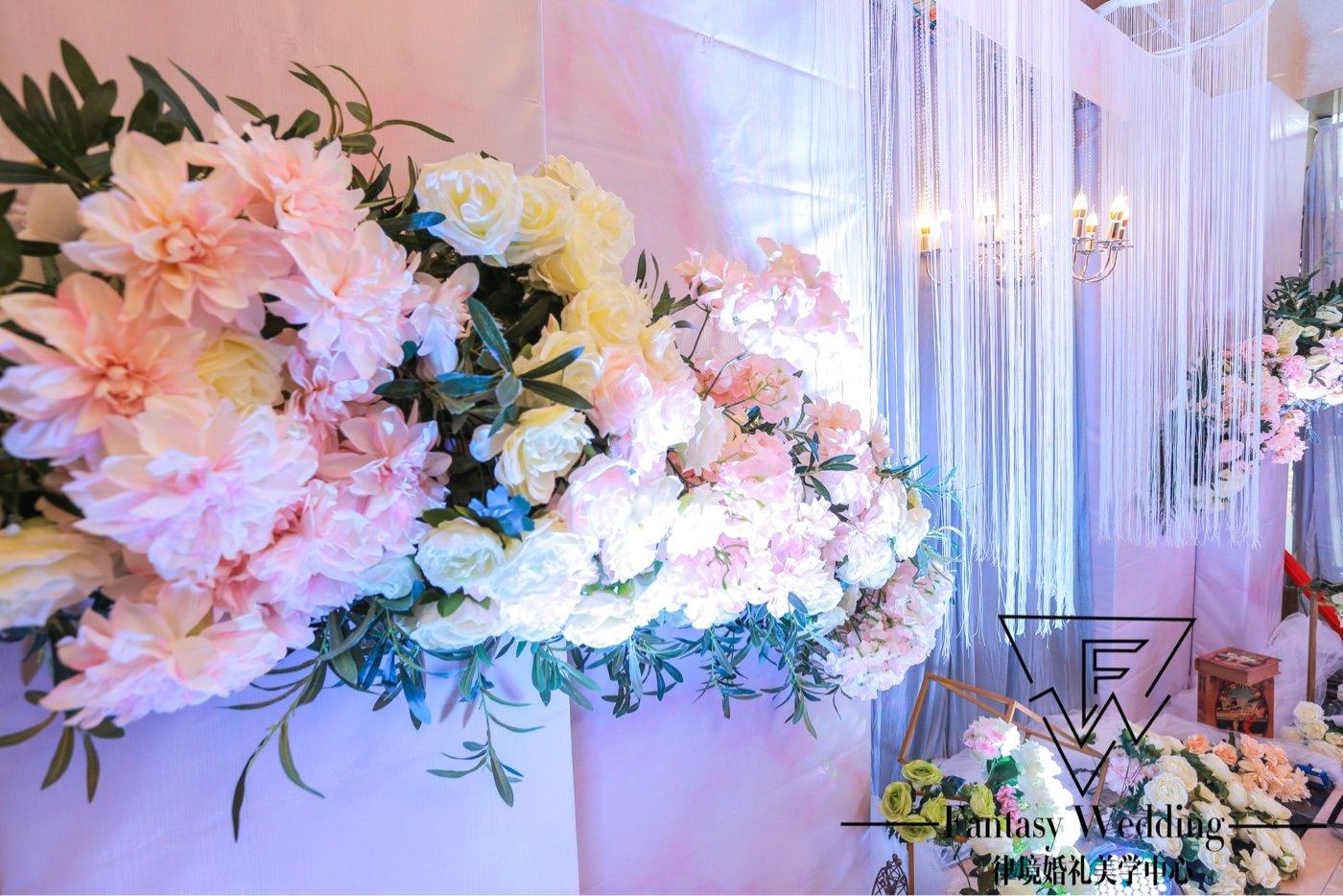 「Fantasy Wedding」&琪瑞康郡「遇见」主题13