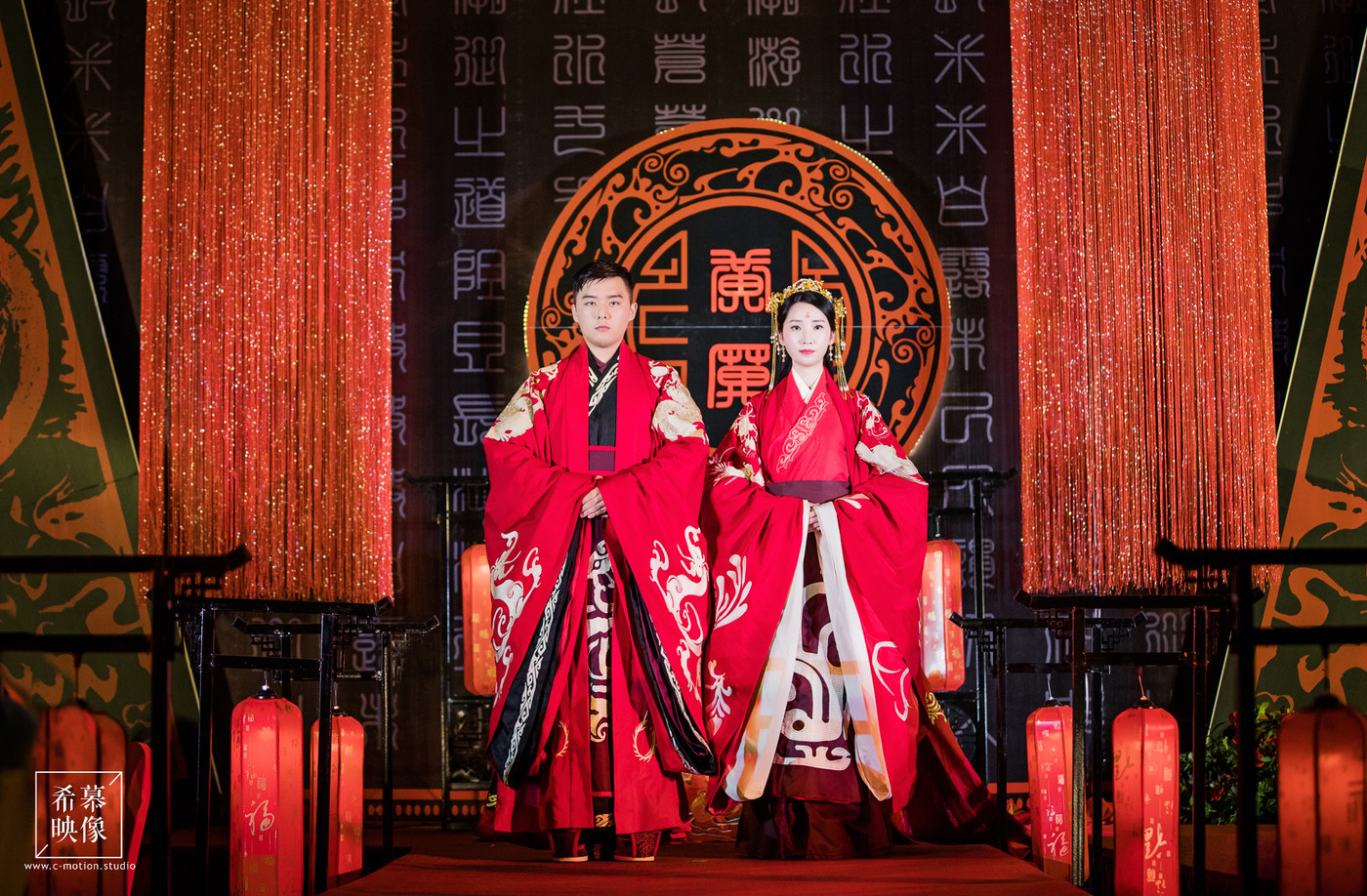 Cong&LiLi's Wedding79