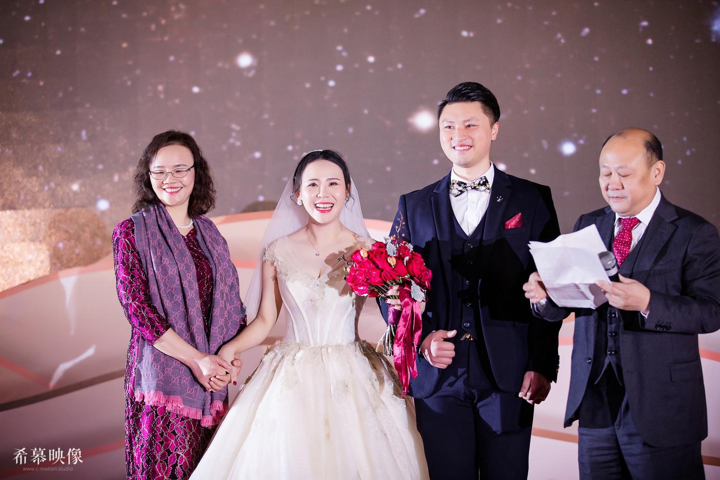 ZH&WX's Wedding Day91