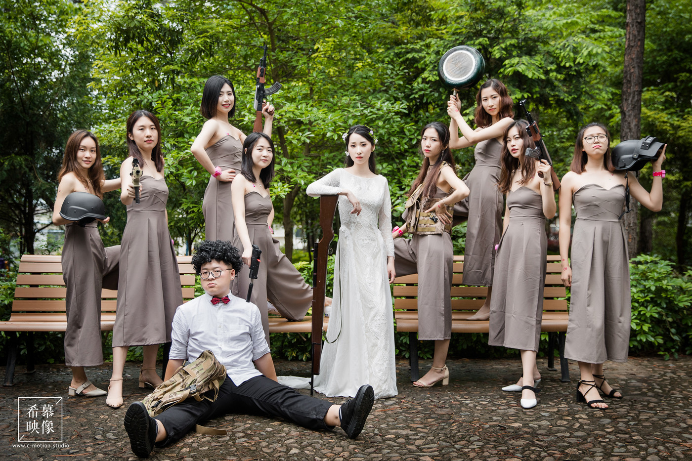 Cong&LiLi's Wedding52
