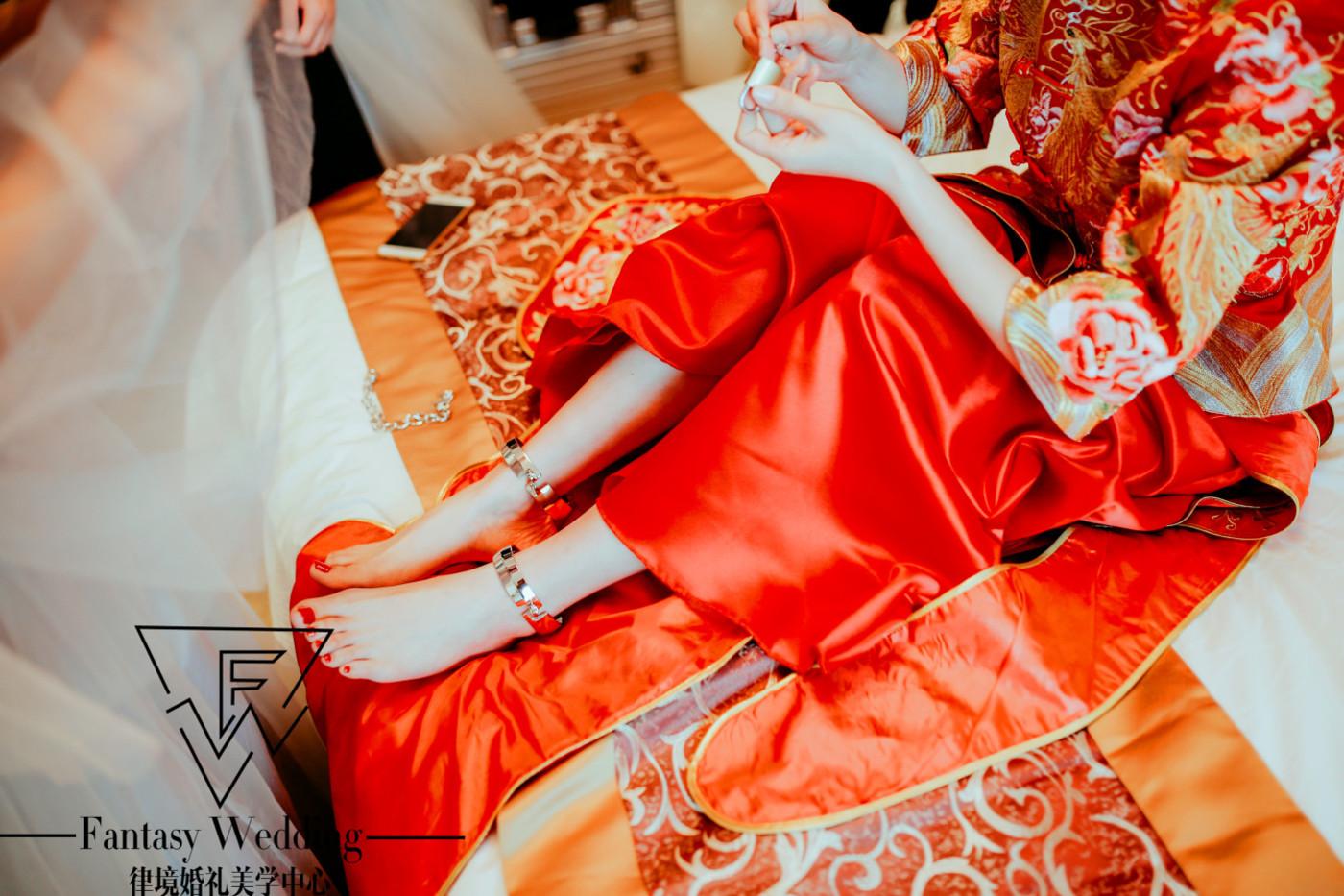 「Fantasy Wedding」& A/P 南艳湖8