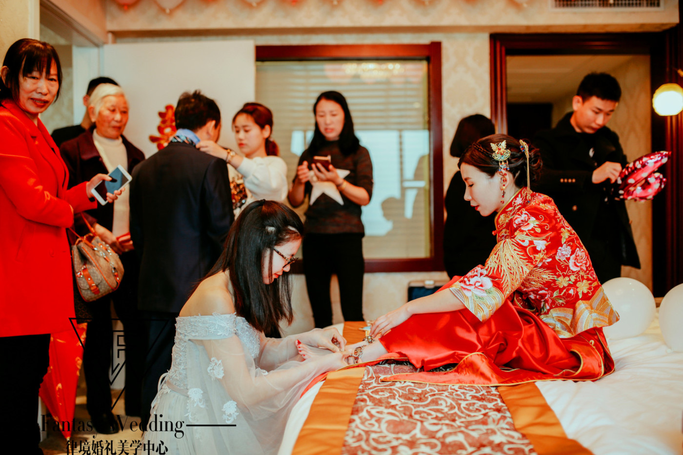 「Fantasy Wedding」& A/P 南艳湖9