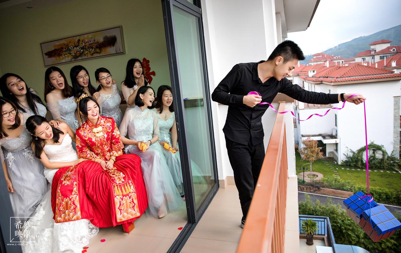 FX&YF's Wedding day11