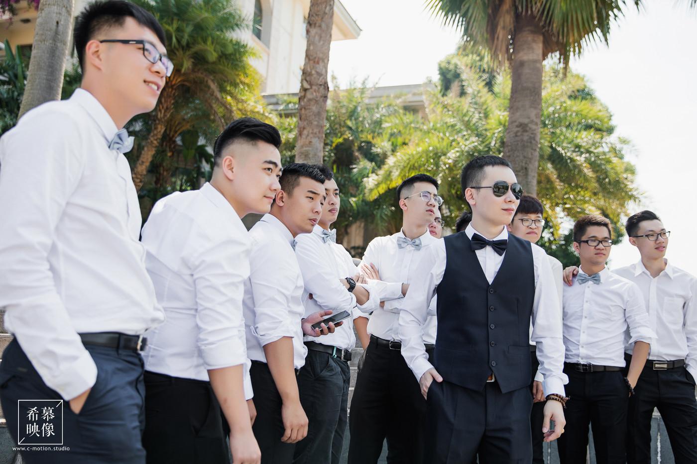 YY&DH's Wedding day28