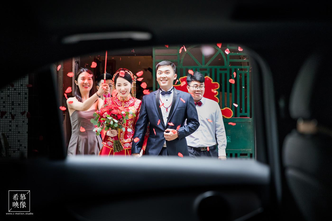 Cong&LiLi's Wedding35