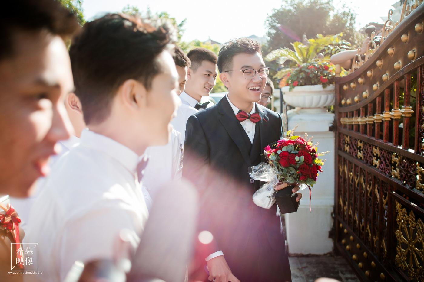 SH's Wedding day14