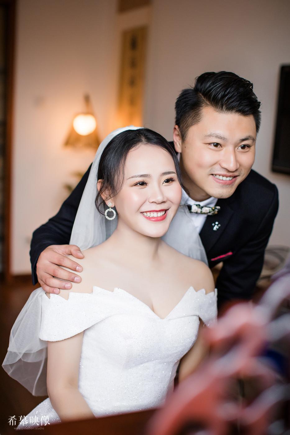 ZH&WX's Wedding Day67