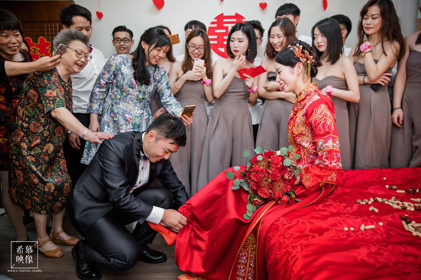 Cong&LiLi's Wedding29