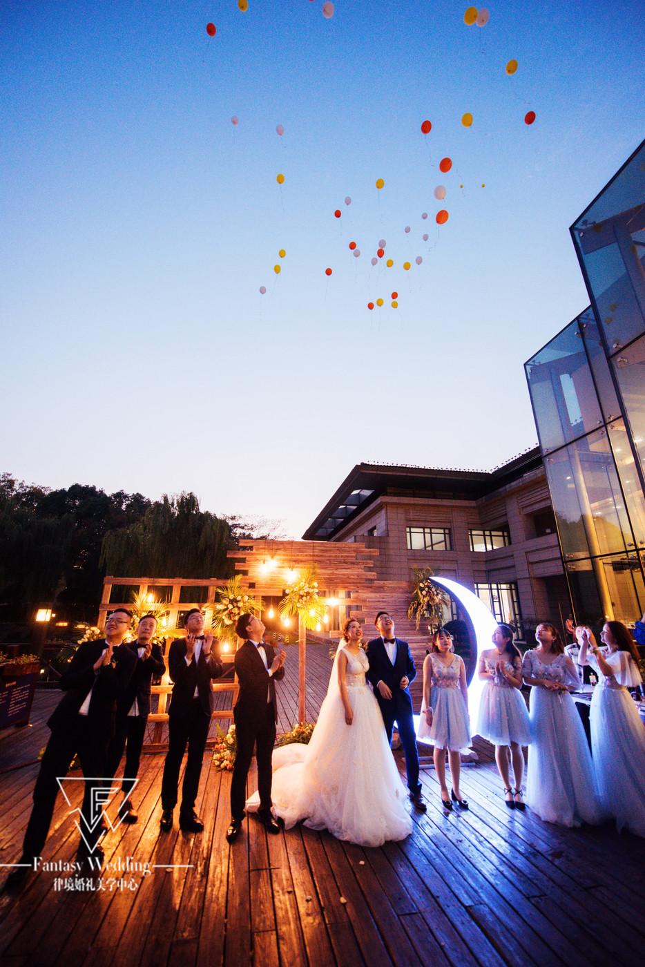 「律境婚礼」 格格^栈桥户外6