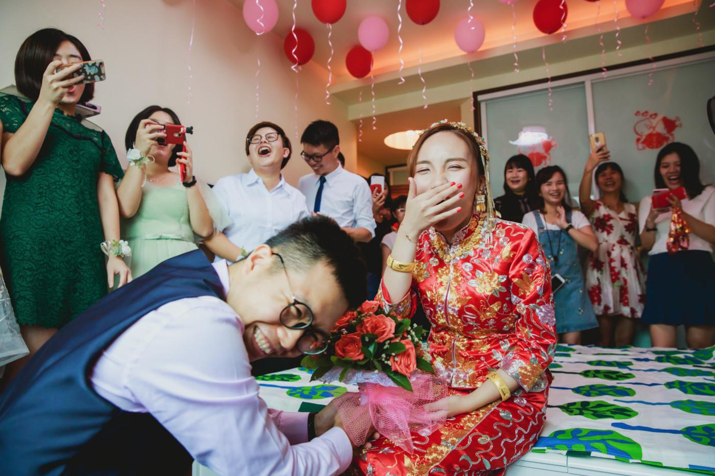 Li + Huang Wedding Day20