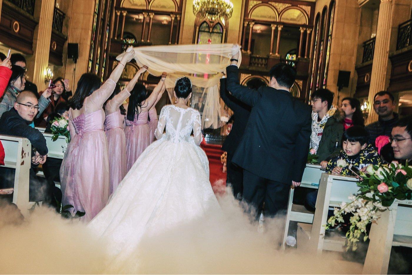 「Fantasy Wedding」&明珠教堂⛪14