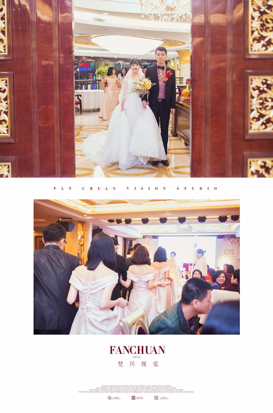 你的陪伴【婚礼跟拍】5