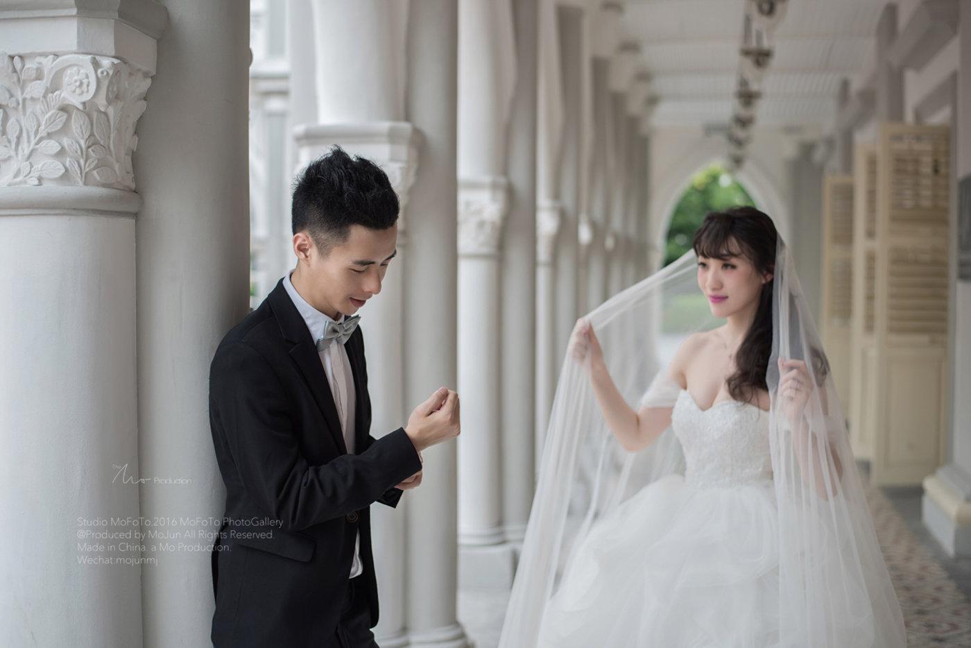 MoFoTo新加坡婚纱3