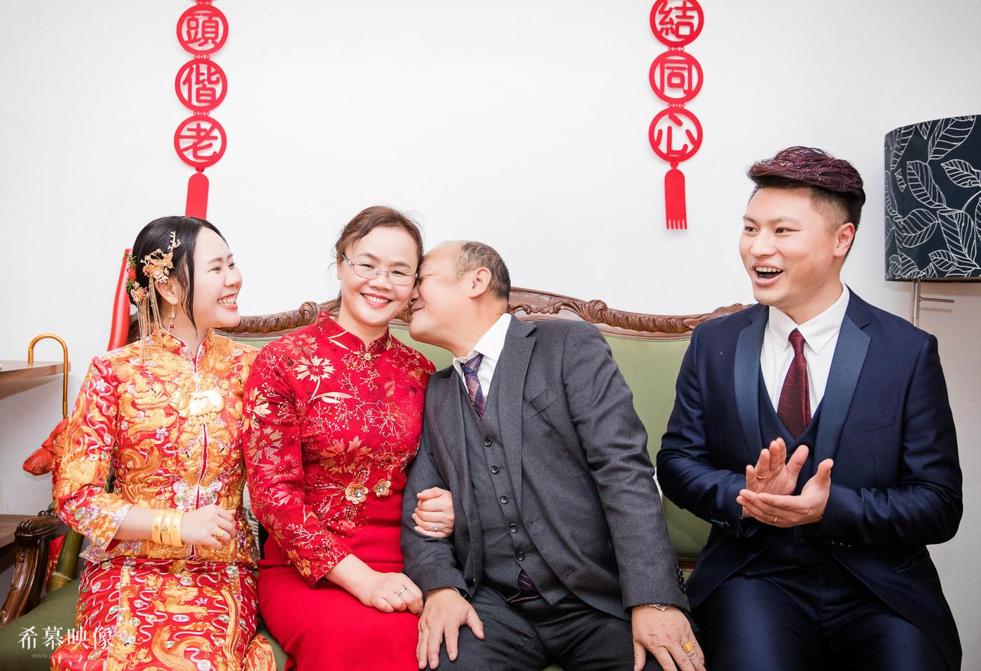 ZH&WX's Wedding Day45
