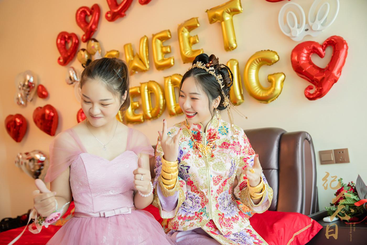 婚礼跟拍 金荣&燕妮18