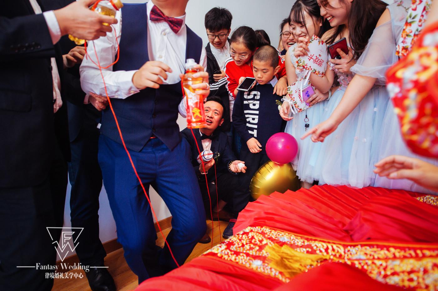 「律境婚礼」 格格^栈桥户外10
